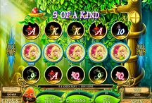 Mystique Grove™ video slot / Filled with delightful fairies that flutter throughout the reels to give you big wins. The 5 reel 25 paylines video slot offers a unique player experience that will have you hooked!