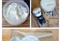 DIY Krém na holení