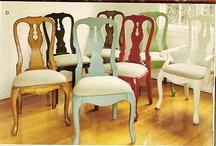 Upholstery  / by Krysta Mohammed