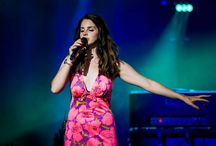 Lana Del Rey tour 2014 / by Maree Mohr