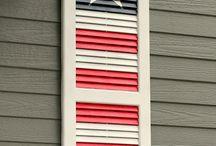 DIY shutter