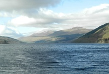 Bonnie Scotland / A lot of photos from our adventures in Scotland and things we've seen and done.