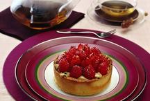 piatti e cibi / Piatti e cibi deliziosi provenienti da culture di paesi situati in ogni parte del mondo.