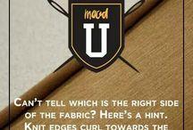 Sew Inspired: Tips, Tricks & Hacks / by Yolonda Rankin