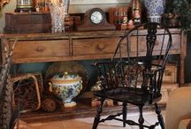 Get the look from Greystone Fine Furniture / You will find most of what you need to create these looks at our store. Check us out online!