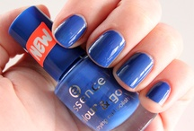 nagellak en nail-art / allemaal kleuren nagellak en verschillende nail-arts / by Janara de Maesschalck