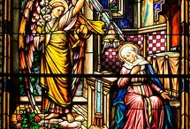 Vitrales/Stained Glass