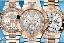 Mix it Up! Guess Watches Collection!!!