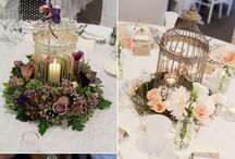 BIRDCAGE ARRANGEMENTS