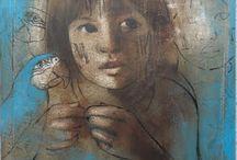 Art and artists I love! / Artes