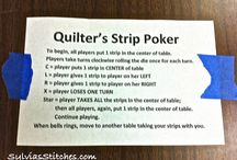 Quilting Games