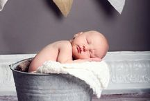 newborn photography / by Blush Paper Co.