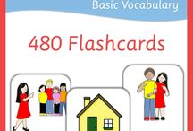 Basic Vocabulary German Flashcards