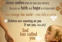 Inspiration / by Children's Ministry Magazine