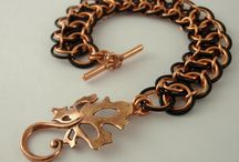 Chainmaille ideas / by Dixie Trollinger