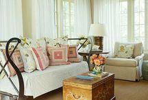 cozy decor / by Kris Demers