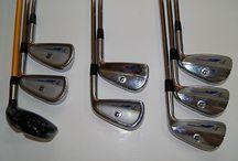 golf irons / by Brandy Casella