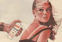 Sunscreen: Past to Present. / A look back at vintage sunscreen advertisements. https://brushonblock.com/collections/order-brush-on-block