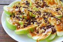 Healthy snacks ad DIY's