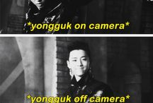 B. A. P. (on Yongguk's voice)
