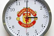 Manchester United Clocks & Watches / Official Manchester United Clocks & Watches