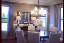 Dining room tables / by Jenna Jones