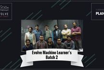 Evolve Machine Learner's Batch 2 / Evolve Machine Learners is an artificial intelligence & machine learning bootcamp. It aims to create a community of AI & ML experts. Batch 2 was successfully started and students of the batch enthusiastically not only attended the session but also participated in it.