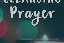 house cleansing prayers