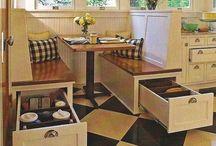 Muebles Doble Función / Muebles que tienen doble función. Muebles que ahorran espacio. Muebles que permiten guardan cosas en el espacio libre que tienen.