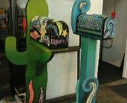 Funky & Fabulous Mailboxes!