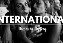 International Women of Mystery / The Comedy & Reality that is the International Women of Mystery