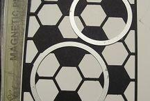 SU; Hexagon Hive cards