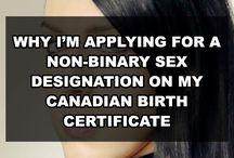 Gender Non Binary