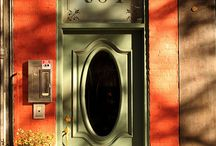 Doors, Windows, Cool Houses / by Jill LeBlanc