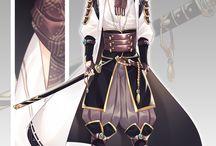 Nimrith vaatteet - Taivas & Manala / Suuntaa antavia kuvia Nimrith -roolipelin hahmojen vaatteiden tyylistä Taivaassa ja Manalassa. Vaatteet ovat pääosin fantasia tyylisiä väritettynä viktoriaaniselle muodille ja steampunkille ominaisilla piirteillä. Nimrith roolipeli: http://nimrith.neocities.org/