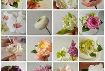 Şekerleme Çiçekler