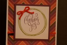 Christmas Cards / CTMH This is Christmas stamp set ideas