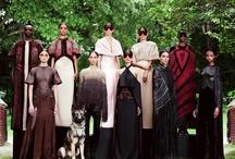 Stark -> GoT Inspired Fashion / http://chezagnes.blogspot.com.es/2013/03/moda-fuera-de-serie-juego-de-tronos.html