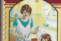 Cookbooks forgotten