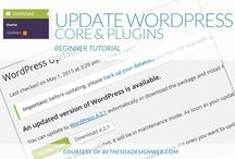 Wordpress Tutorials / Wordpress tutorials to make Wordpress upkeep easier for small businesses and nonprofits who want to maintain their own site.