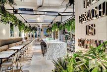 Coffe shop design