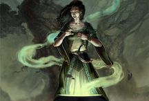 witch/witchcraft / by ark bannings