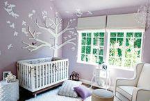 Nurseries & Kids Rooms / by Adina Cox