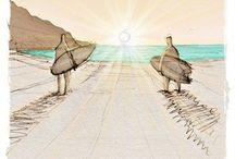Surf art / Surf art