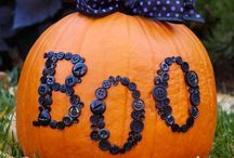 Halloween / Crafts and such to do with the niece and nephew! :) / by Deana Turner