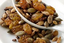 Trail Mix With Raisins / Trail mixes with California Raisins are great, and small in-between meal snacks are good for keeping your metabolism active. / by California Raisins
