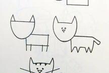 Aprendendo a desenhar ✏