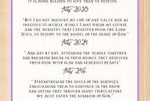 Bible Study: New Testament