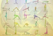 Yoga~Meditation / by Victoria Torregrosa