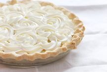 Pies ~ Puddings ~ Mousse ~ Cheesecake ~ Trifles ~ Tarts / Pies, big & small, puddings, mousse